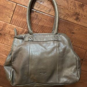 Margot Leather Shoulder Bag